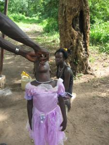 Village immunizations